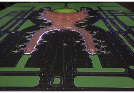 El nuevo aeropuerto, eje de la campaña de AMLO