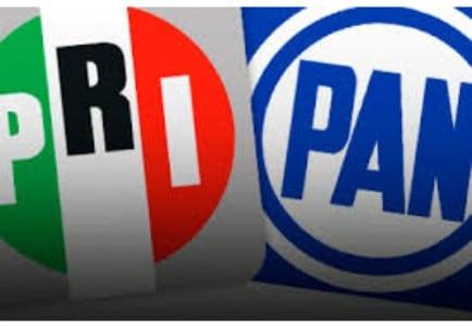 PRI y PAN: fueron arrollados el 1 de julio y  no pudieron ni ver las placas