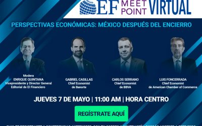 ¿Cuánto caerá la economía de México?