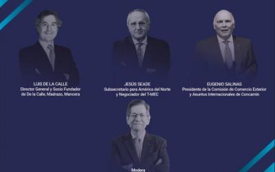 Meetpoint El Financiero : El T-MEC y sus perspectivas